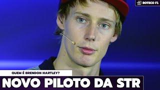 QUEM é BRENDON HARTLEY?   Preview do GP dos ESTADOS UNIDOS de FÓRMULA 1™ (2017)