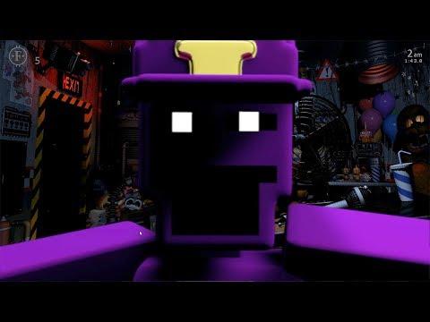 Xxx Mp4 Purple Guy In FNaF UCN 3gp Sex