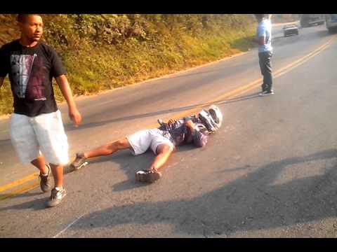 Acidente grave em santana do parnaiba perto da balanaça km 45