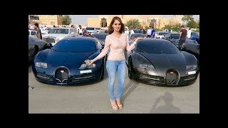 Rich Kids of the Middle East   The Most Expensive Car Event in the World !