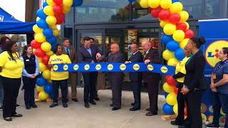 First Lidl store in New Jersey has its grand opening