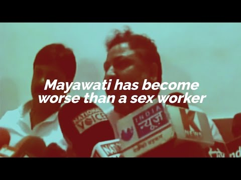 Xxx Mp4 Quot Mayawati Has Become Worse Than A Sex Worker Quot BJP Leader Dayashankar Singh 3gp Sex