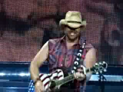 Toby Keith - Courtesy of the