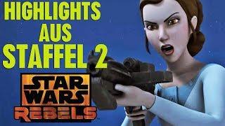 STAR WARS REBELS - Was bisher geschah... Staffel 2 | Disney Channel