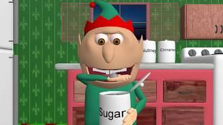Johnny Johnny yes papa (Christmas) - EdukayFUN