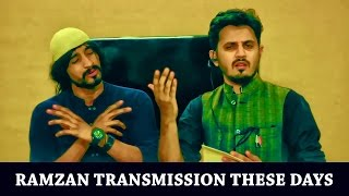 Ramzan Transmission These days By Karachi Vynz Official