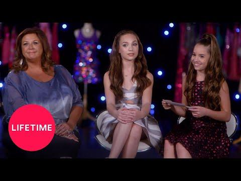 Xxx Mp4 Dance Moms Maddie Mackenzie And Abby Answer Fan Questions Season 6 Flashback Lifetime 3gp Sex