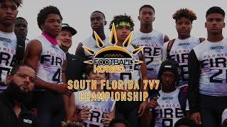 Football Hotbed South Florida 7v7 Championship
