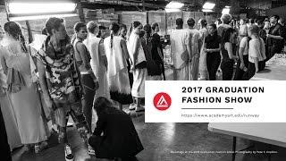 Academy of Art University 2017 Graduation Fashion Show