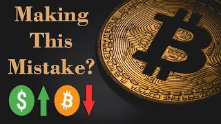 The #1 Mistake Beginners Make Investing in Crypto