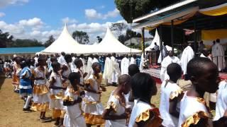 Entrance Procession - Kitui Family Day Mass