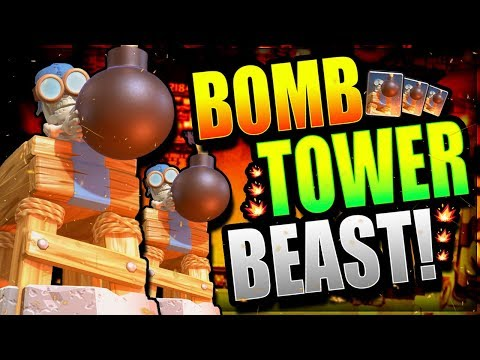 Xxx Mp4 NEW BOMB TOWER BUFF SECRETLY OP BEST NEW DEFENSE Clash Royale 3 Bomb Tower Decks 3gp Sex
