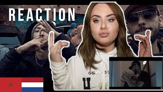 7LIWA - NARI FT. 3ROBI REACTION| ThereYouAre|