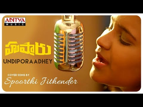 Xxx Mp4 Undiporaadhey Cover Song By Spoorthi Jithender Hushaaru Songs 3gp Sex