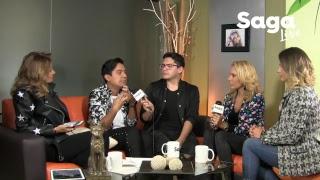 #SagaLive - Pepe y Teo, Ricardo Monreal, Alicia Canales y Maribel Martinez