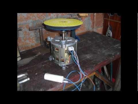 Lixadora caseira homemade grinder