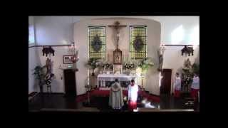 Vidi Aquam (LIVE Traditional Latin Mass)