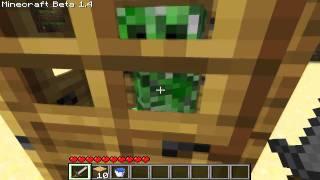 Minecraft: Poradnik #6 - Jak zrobić pułapke na potwory