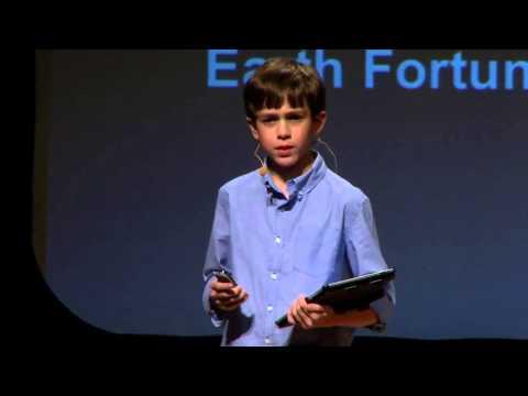 A 12 year old app developer Thomas Suarez