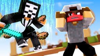 Minecraft: HARDCORE GAMES - ODEIO HACKERS!
