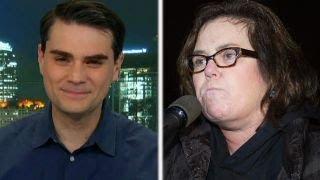 Ben Shapiro talks brutal Twitter feud with Rosie O
