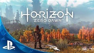 Horizon Zero Dawn - E3 2015 Trailer | PS4