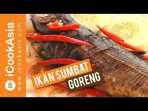 Resepi Ikan Sumbat Goreng | Try Masak | iCookAsia