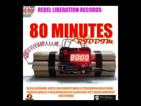 80 MINUTES RIDDIM (Rebel Liberation Records) 2015 Mix Slyck