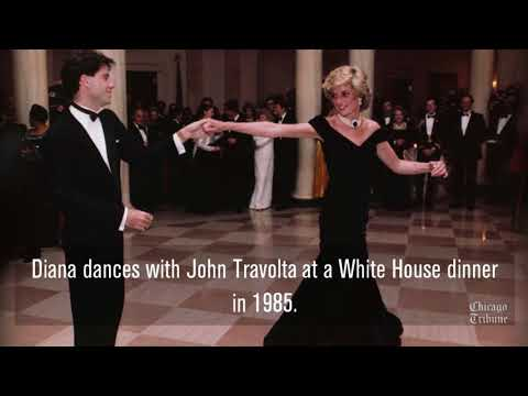 Video Moments that defined Princess Diana s life