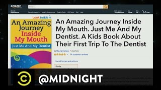 Samm Levine, Alex Borstein and Greg Proops - Amazon Book Fair - @midnight with Chris Hardwick