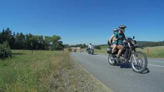 Motosraz Lužany 2016
