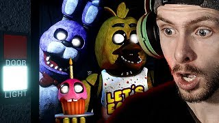 SCARIER THAN THE ORIGINAL!   Five Unreal Nights at Freddy