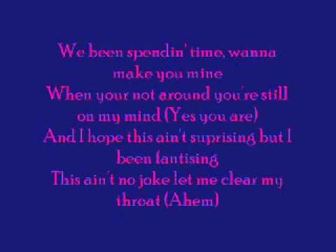 Trey Songz - Panty Droppa Lyrics