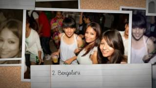 5 top Indian cities with hot girls
