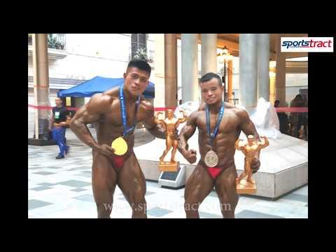 Xxx Mp4 Laitonjam Rishikanta In 51st Asian Bodybuilding Amp Physique Sports Championship 2017 3gp Sex