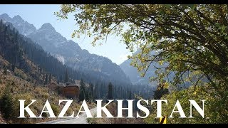 Kazakhstan/Almaty/Shymbulak/Trans-Ili Alatau Mountains   Part 10