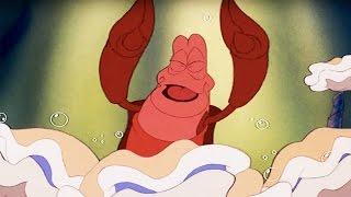 The Little Mermaid | Under the Sea | Lyric Video | Disney Sing Along