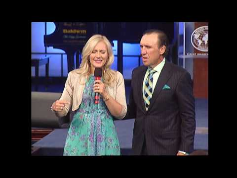 Living In His Anointing part 2 Rodney Howard Browne 05 12 2013