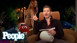 Sit Back and Listen to Joseph Morgan's Sexy Accent  | People