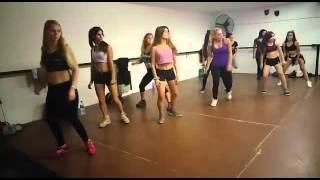 BAILE DE FAVELA - Coreo Fit Dance - Las Novas Axe - Prof. Vale Buela