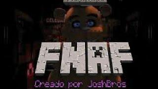 Mapa do Fnaf a pizzaria para Minecraft PE 0 14 0