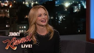 Heather Graham on Writing, Directing & Starring in New Movie