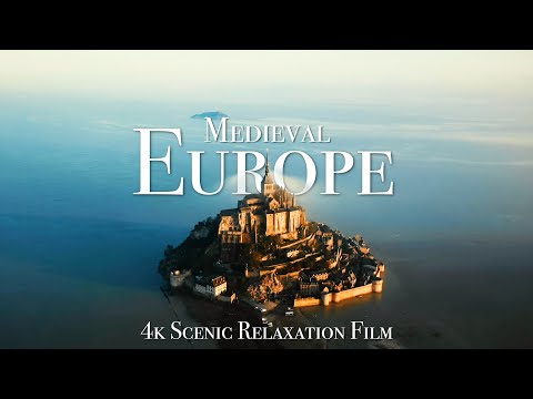 Medieval Europe 4K Scenic Relaxation Film With Calming Music