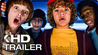 STRANGER THINGS Season 2 Trailer (2017) Netflix
