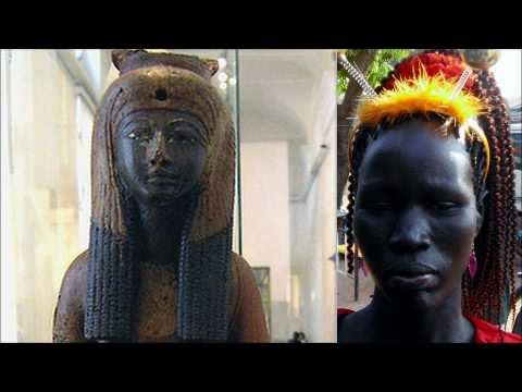 BLACK QUEENS of KEMET (Egypt), Nubia Eypt Africa