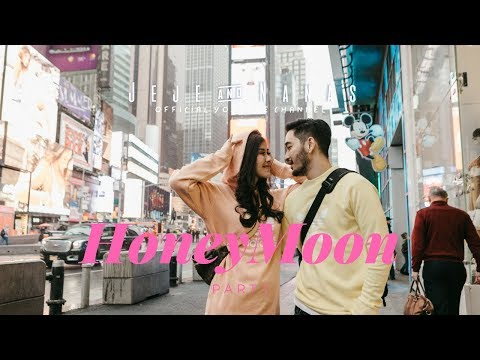 Jeje & Nanas - Honeymoon #1 (SAN FRANCISCO)