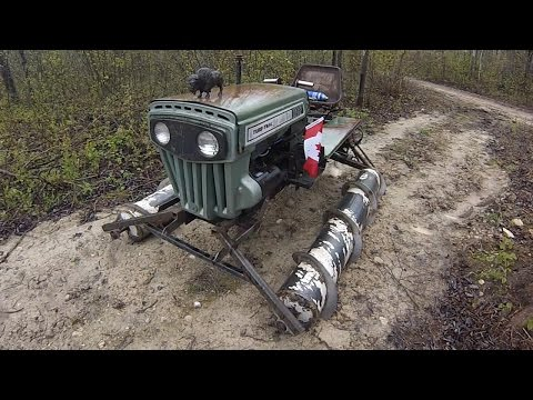 Screw Drive Vehicle Extreme Off Road Part 10 THE END