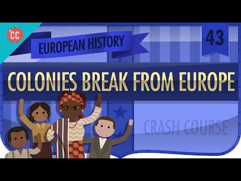Decolonization Crash Course European History 43