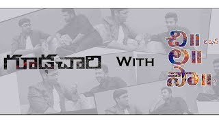 ChiLaSow + Goodachari ft. Rahul Ravindran and Adivi Sesh #Chilasow #Goodachari