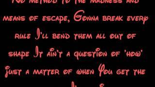 Stand Out - A Goofy Movie Lyrics HD